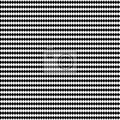 Schwarz Und Weiß Nahtlose Muster Vektor Illustration