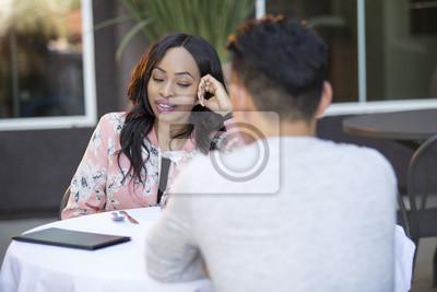 Interrassisches Dating gut oder schlecht