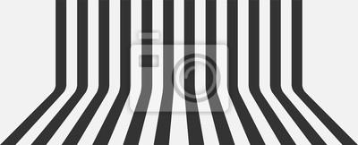 schwarzen und weißen Streifen Hintergrund