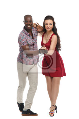 Dating schwarzer Mann