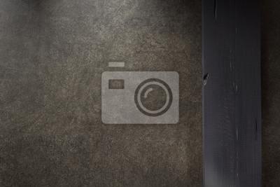 Schwarzes Holz schwarzes holz auf stein fototapete fototapeten hartholz overhead