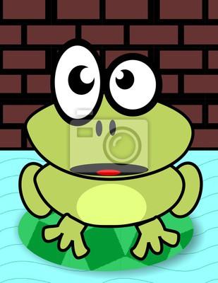 schwemmt frog