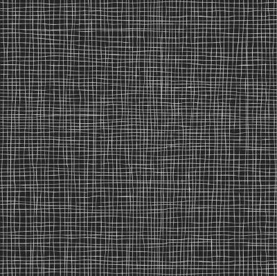 Fototapete Seamless Handy handgezeichnete Muster