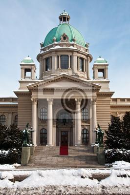 Serbische Nationalversammlung