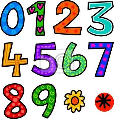 Set von Gekritzel Numbers