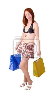 meine frau nackt beim einkaufen