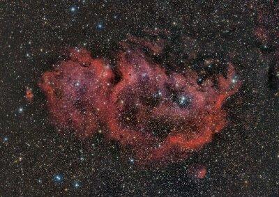Sh2-199 Soul Nebula
