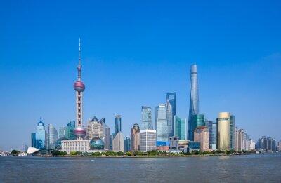 Fototapete Shanghai