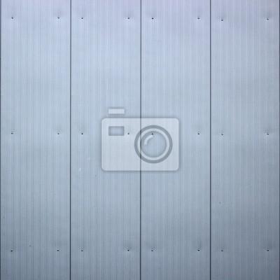 Silber Metallplatte Textur