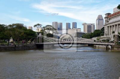 Fototapete Singapur