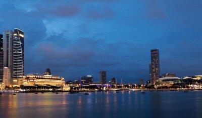 Singapur Stadtzentrum