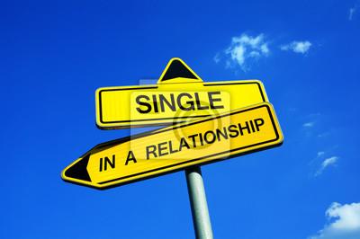 Single oder beziehung
