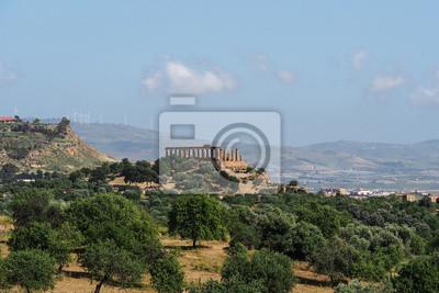 Sizilien - Agrigent - Valle dei Templi