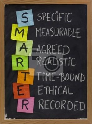 smart (intelligenter) Zielsetzung