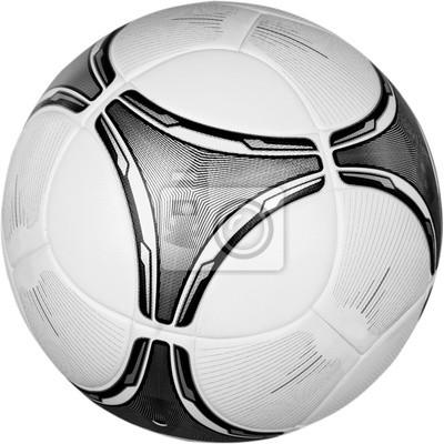 Fototapete Soccer Ball, Isolated