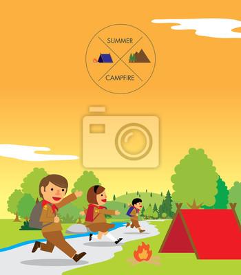 Sommer Camp