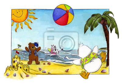 Meer sonne clipart strand Sonne, Strand