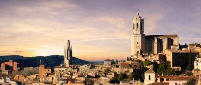 Fototapete Spanien - Girona