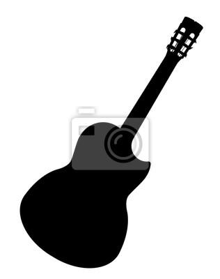 Spanish Cutaway Acoustic  Guitar