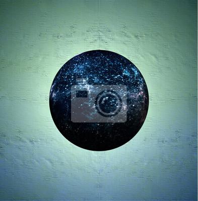 Fototapete Sphärisches Universum