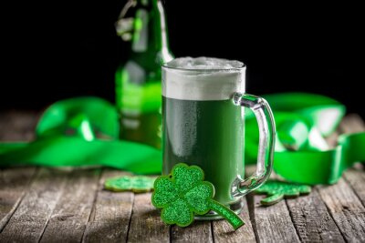 Fototapete St Patrick Tag