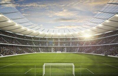 Fototapete Stadion 4