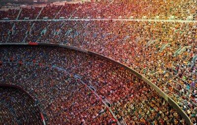 Fototapete Stadion