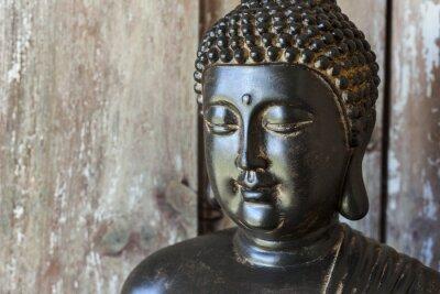 Fototapete Statue Bouddha