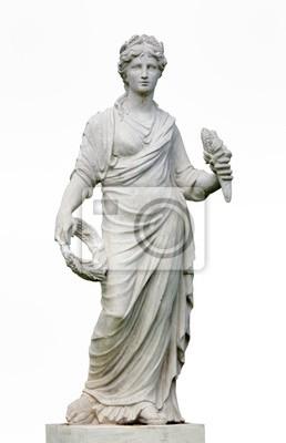 Statue von Griechenland Mann