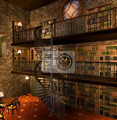 Steam Alte Bibliothek