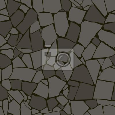 Stein muster wiederholen fototapete • fototapeten anschaulich ...