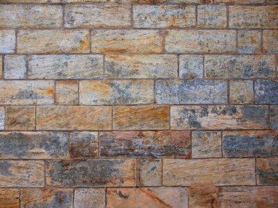 Steinwand fototapete • fototapeten Naturstein, Abgrenzung ...