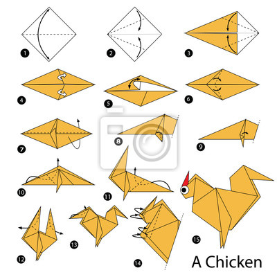 HOW TO MAKE AN EASY ORIGAMI BUTTERFLY. — Gathering Beauty | 400x400