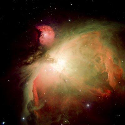 Fototapete Sternennebel im Raum. Elemente dieses Bildes von der NASA eingerichtet