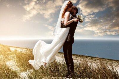 Fototapete Strand-Hochzeit