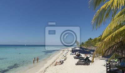 Fototapete Strand, Sonne, Meer