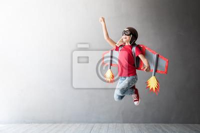Fototapete Success, creative and idea concept