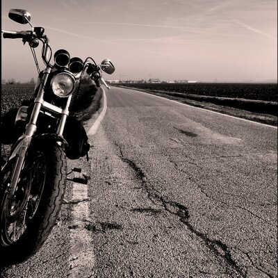 Fototapete Sulla strada