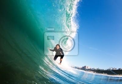 Fototapete Surfer