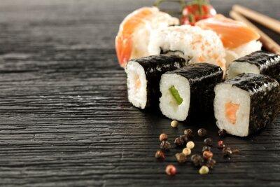 Fototapete sushi