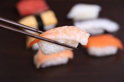 Fototapete Sushi japanisches Essen