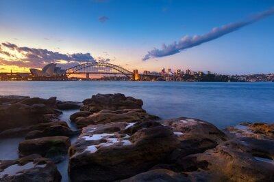 Fototapete Sydney-skyline