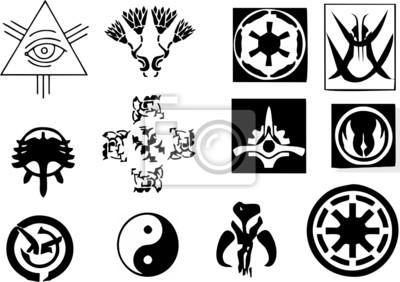 Symbole satrożytne