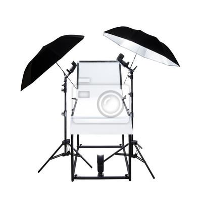 Table Top-Studio-Setup