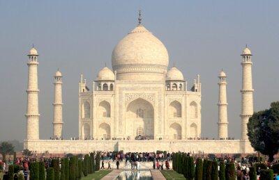 Fototapete Taj Mahal