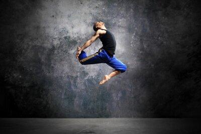 Fototapete Taniec nowoczesny