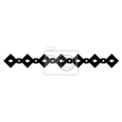Tätowierung Schablone Muster Entwurf Ornament Zusammenfassung