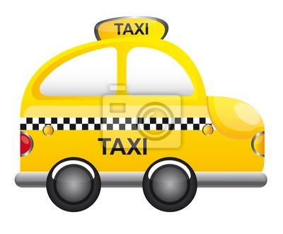 Taxi Vektor