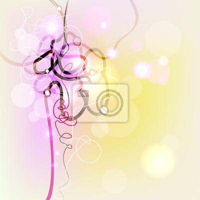 Techno abstrakten hintergrund fototapete • fototapeten verdrahtet ...