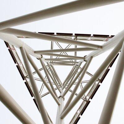 Fototapete Technologie abstrakte Struktur